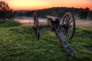 Topaz Adjust - Gettysburg HDR -- Dynamic Setting Sun