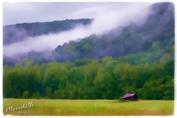 Little Cabin Big Mountain