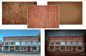 Capitol-Bar Before-After-Textures