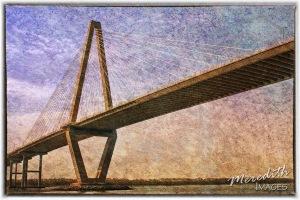 Ravenel Bridge Textured