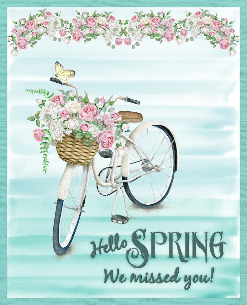 Hello Spring - blog