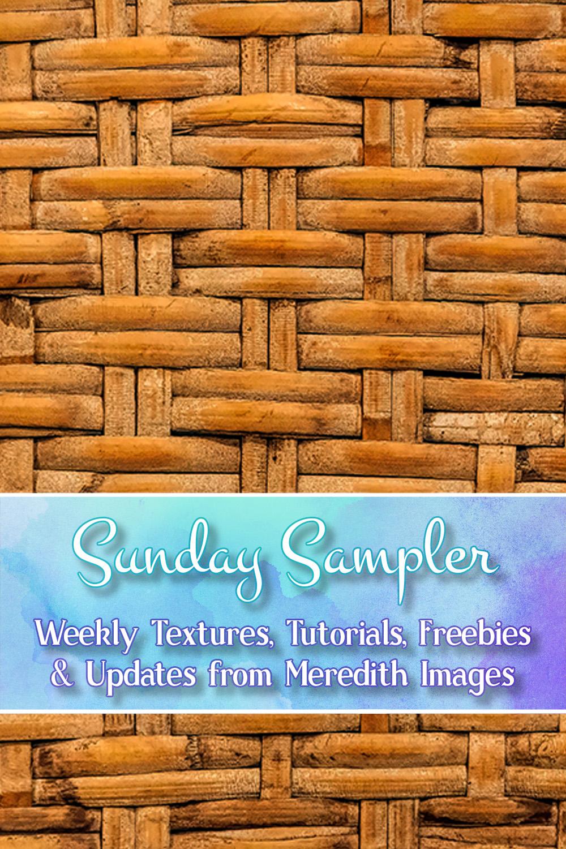 July 14 – Sunday Sampler