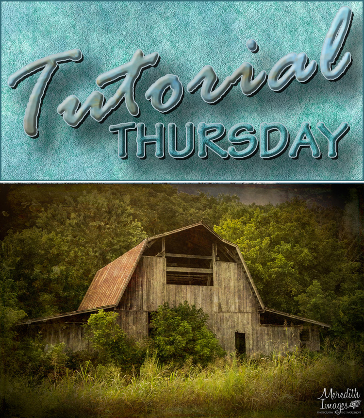 Tutorial Thursday – July 2
