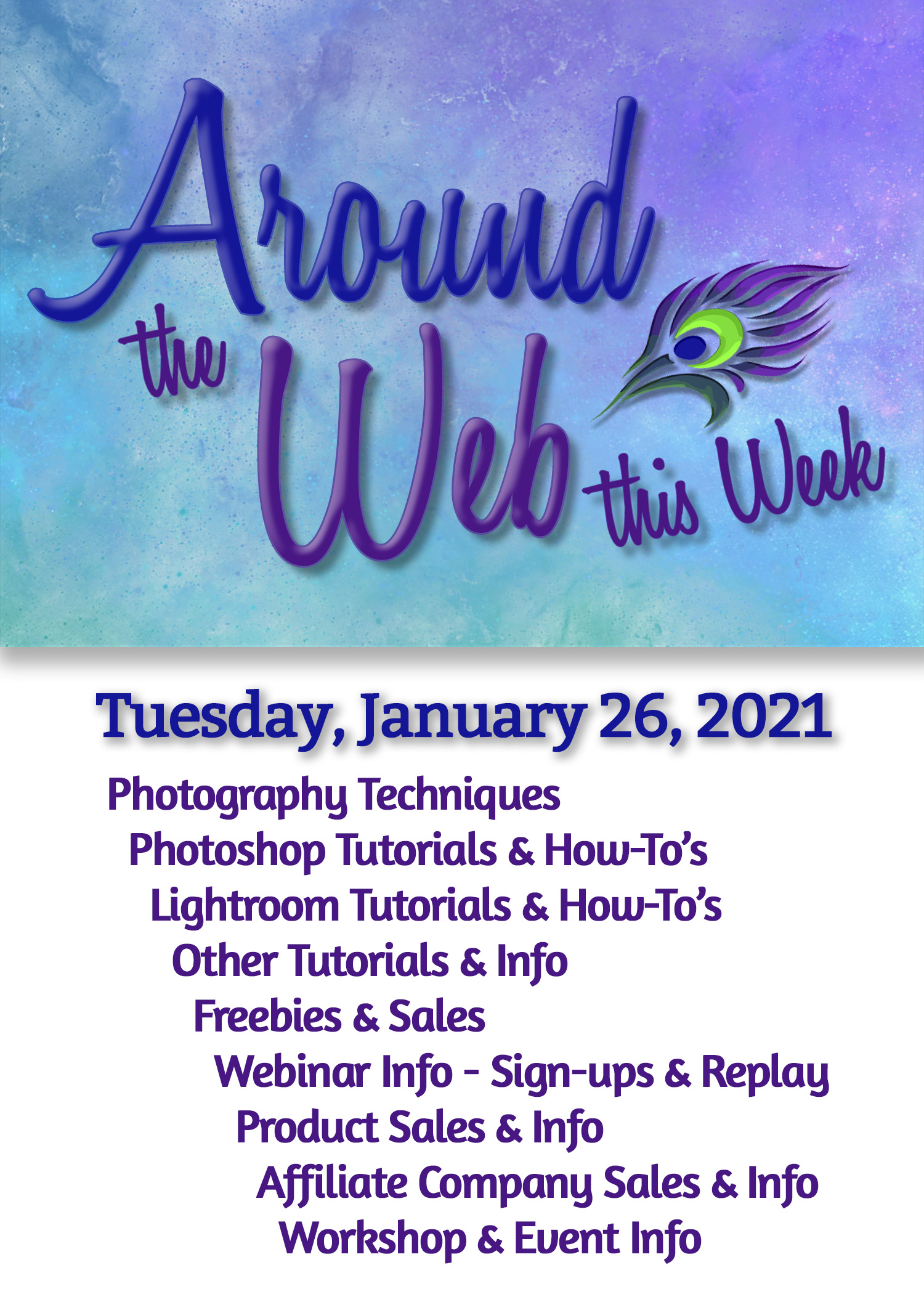 Around the Web Jan. 26
