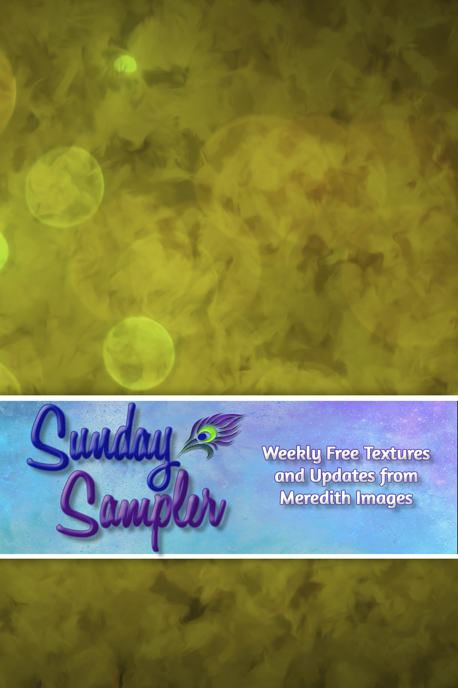 Sunday Sampler April 18