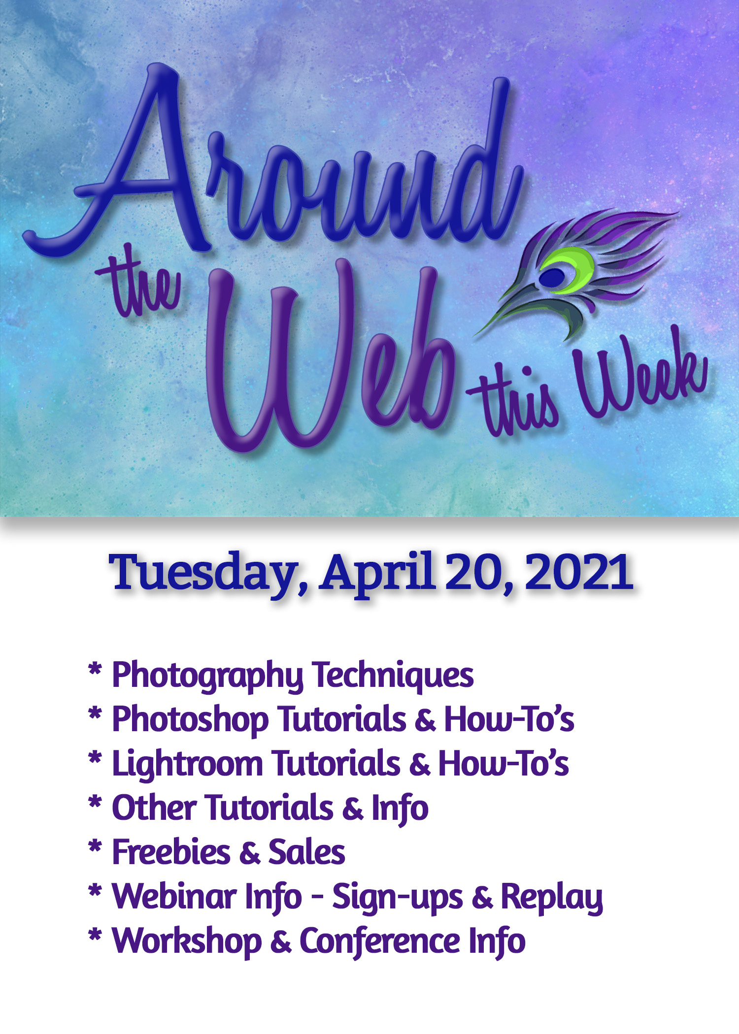 Around the Web April 20
