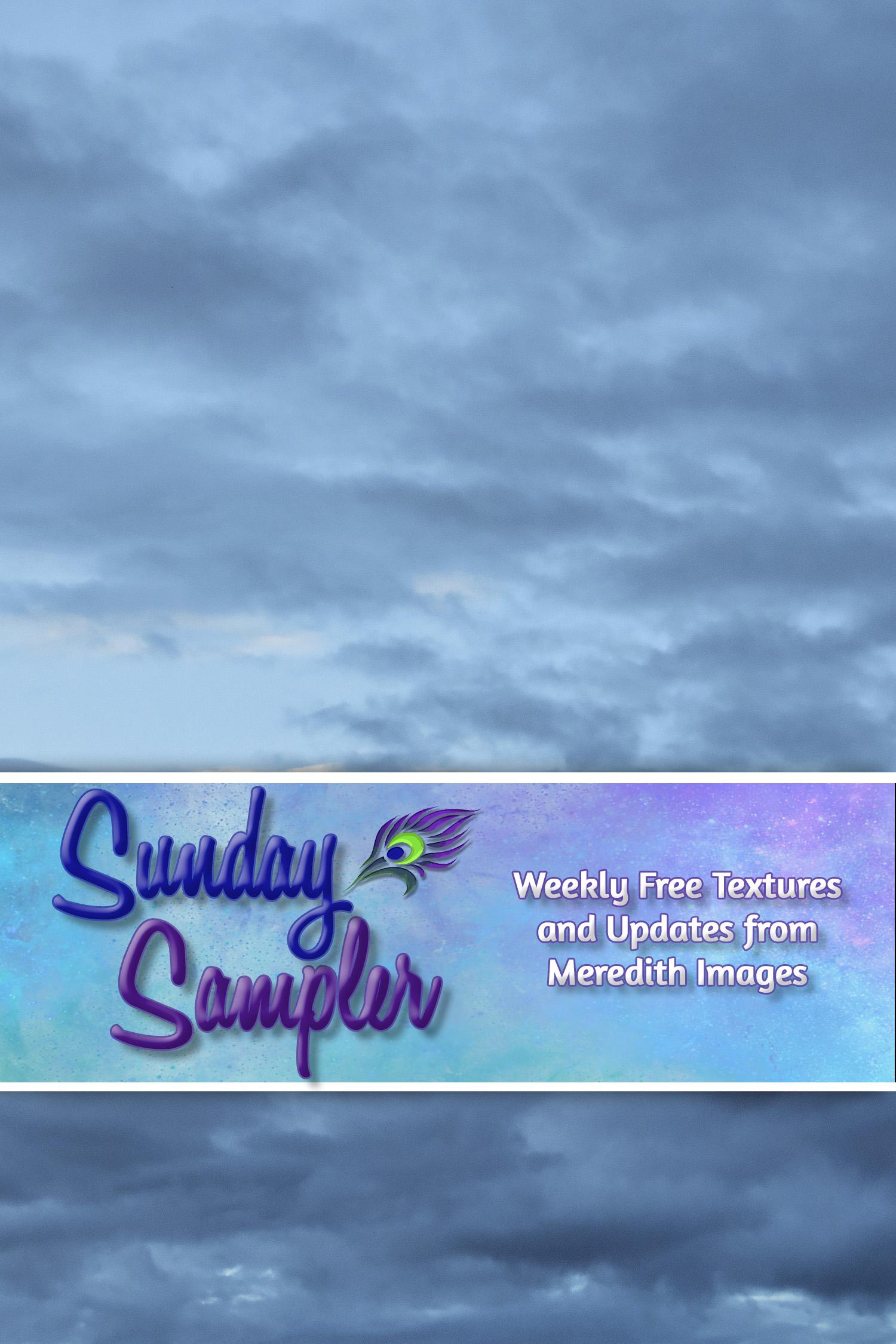 Sunday Sampler May 16